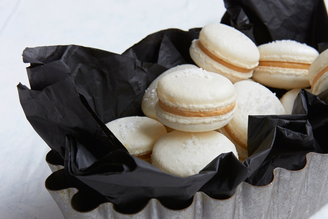 Macarons - das Edelgebäck unter den Kleinen!