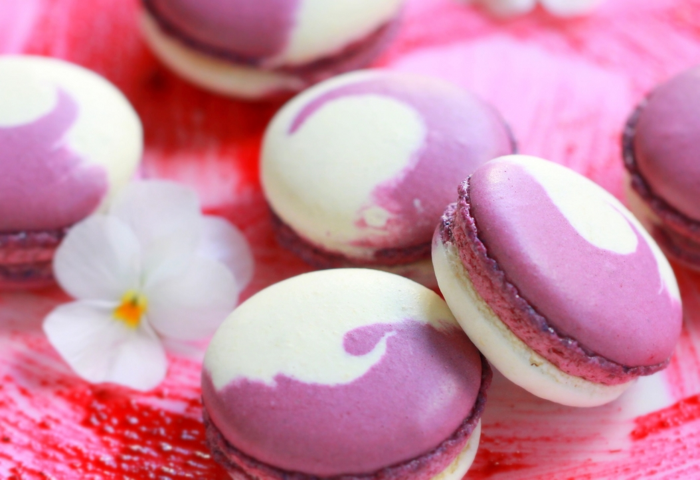 Macarons - das französiche Edelgebäck - süß & herzhaft!