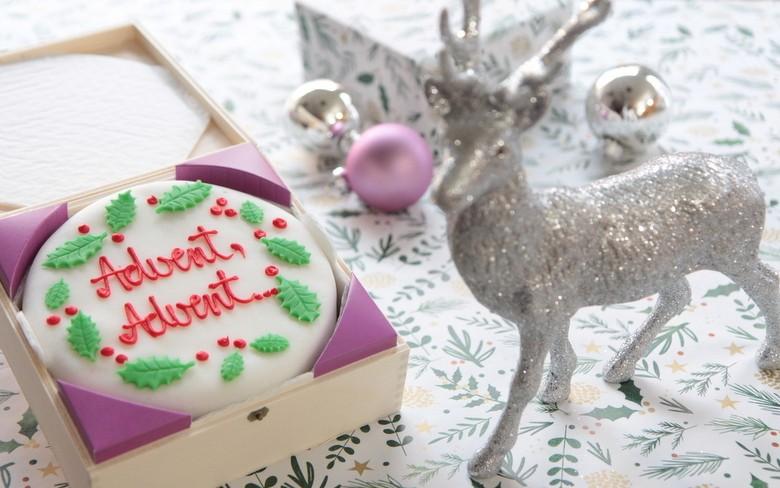 Weihnachtsbäckerei 2021
