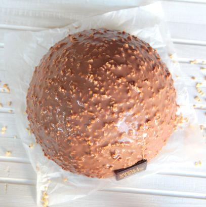 Banana Chocolate Dome