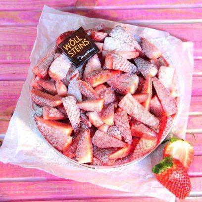 New York Strawberry Cheesecake