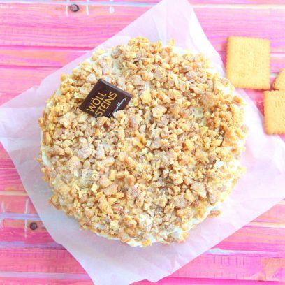 Cheesecake Cookies & Cream