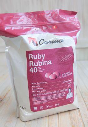 Carma Rubina 40% 1,5 kg