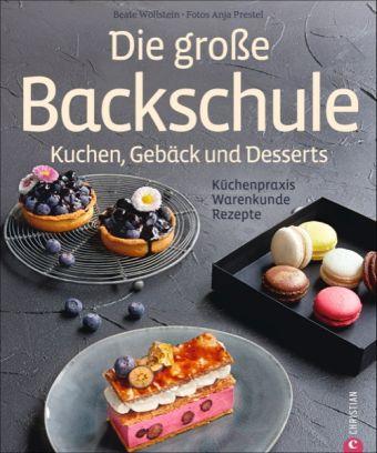 Buch: Die große Backschule