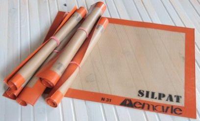 Profi-Backmatte von demarle 40 x 60 cm