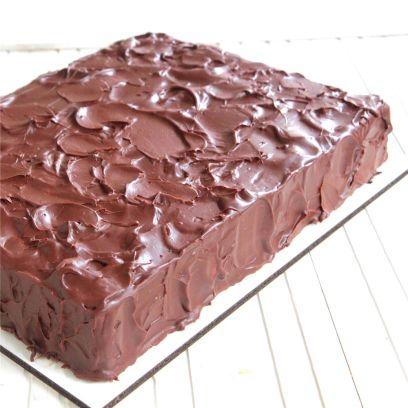 Rich Chocolate Fudge