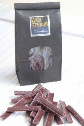 Schokoladen Stäbchen